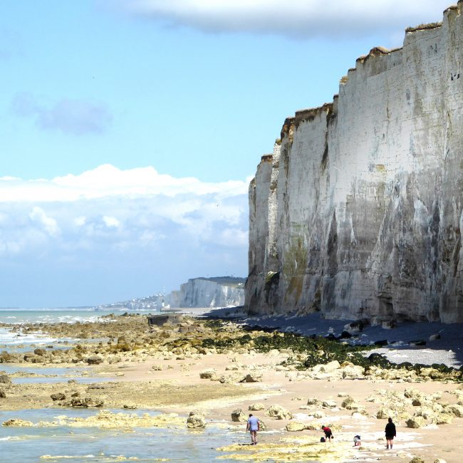 La mer à deux pas...de l'atelier Jules Verne Stage Raku - Atelier Jules Verne - Florence Lemiegre - Assigny 76 – Normandie