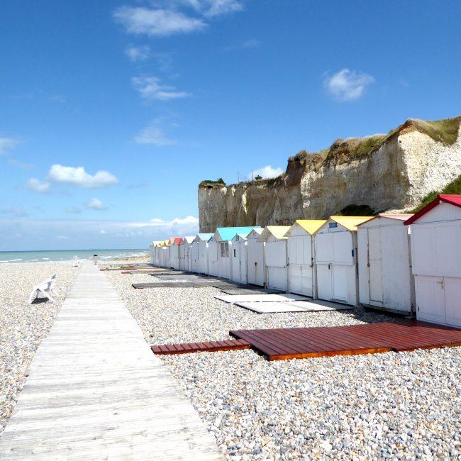 La mer à deux pas...Atelier Jules Verne - Florence Lemiegre - Assigny 76 – Normandie