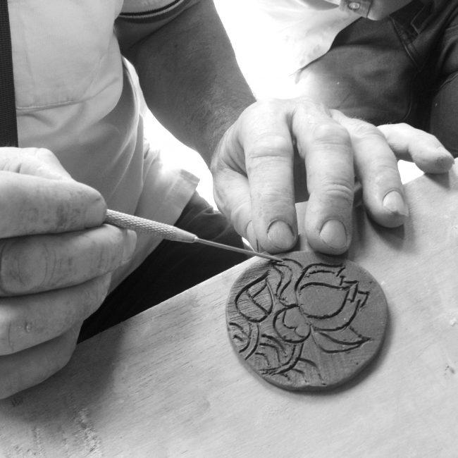 Sculpture modelage - Atelier Jules Verne - Florence Lemiegre - Assigny 76 - Normandie