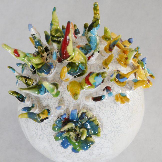 Sculpture modelage - Céramique - Atelier Jules Verne - Florence Lemiegre - Assigny 76 - Normandie