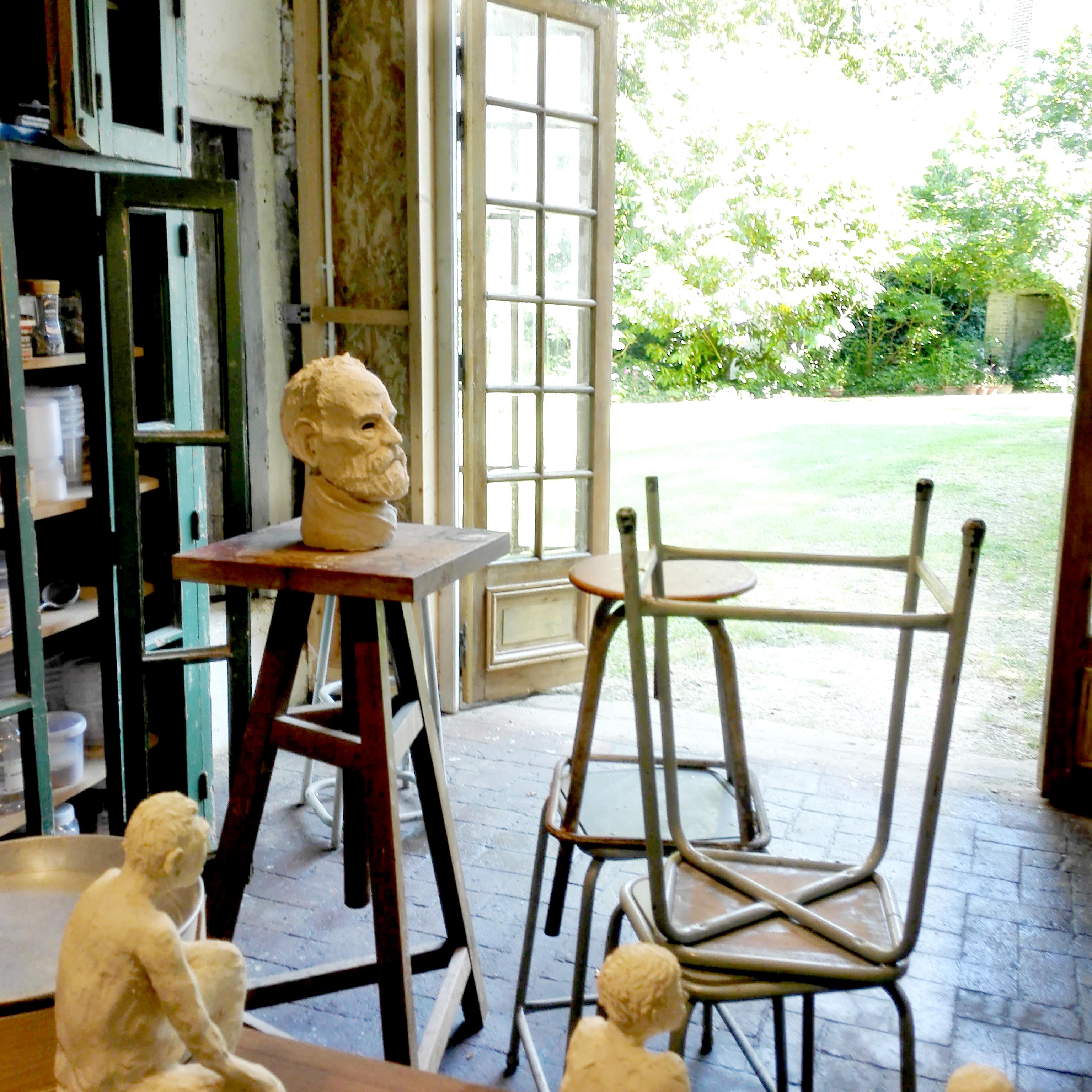 Atelier Jules Verne - Florence Lemiegre - Assigny 76 - Normandie