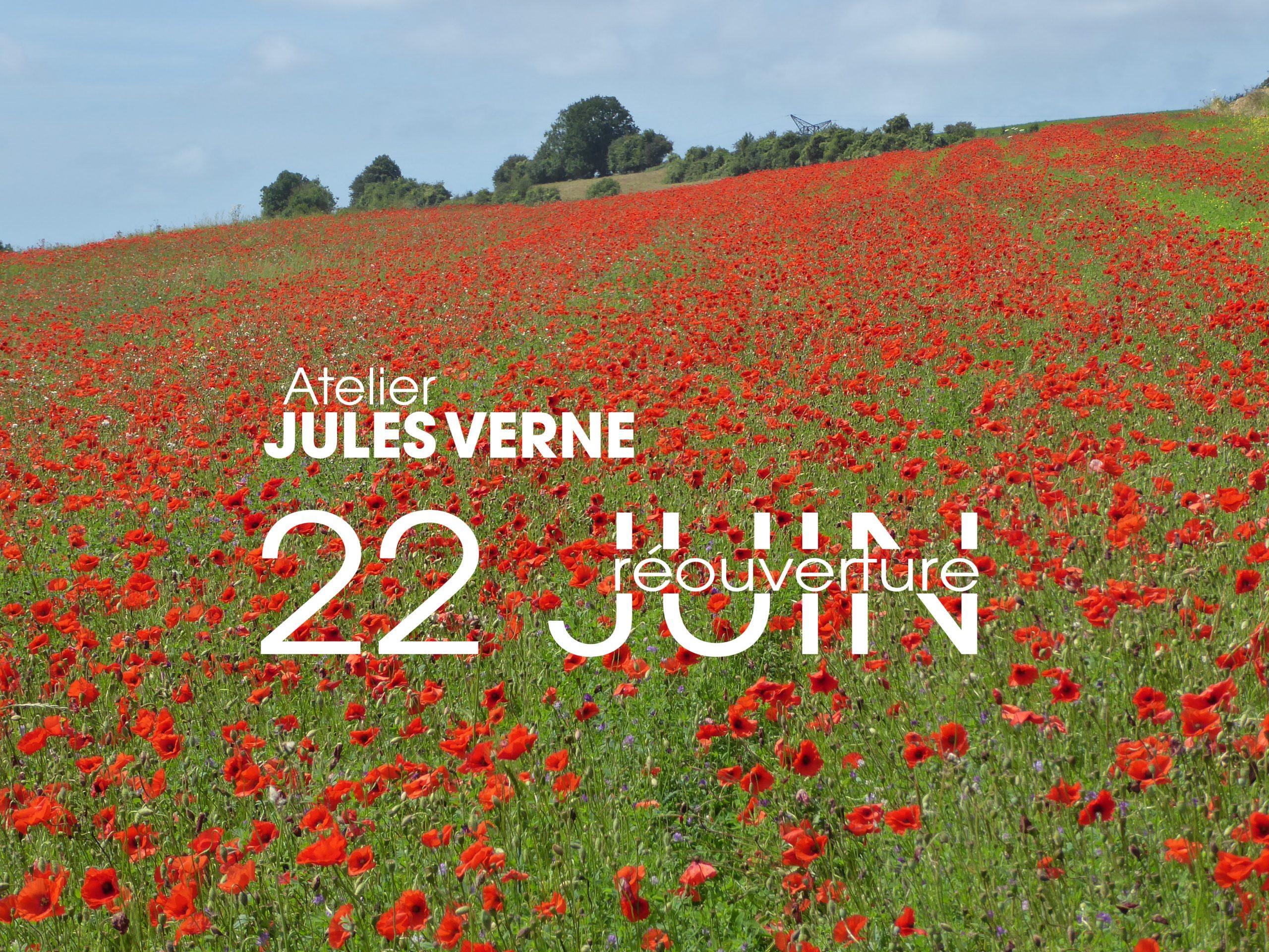 RÉOUVERTURE DE L'ATELIER JULES VERNE-Atelier Jules Verne